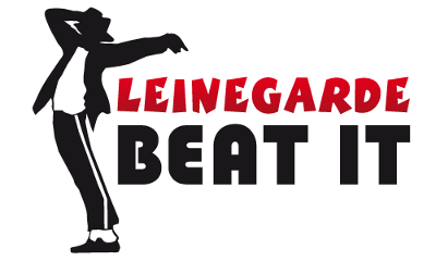 Logo Show beat it